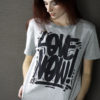 Love Now! handpainted short by Toshy